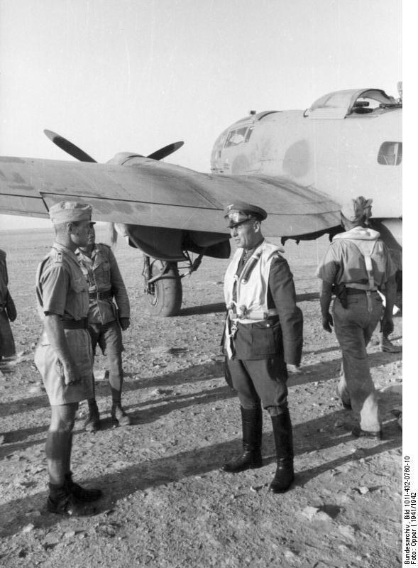 Les vehicules de Commandement de Rommel Zzzzz591