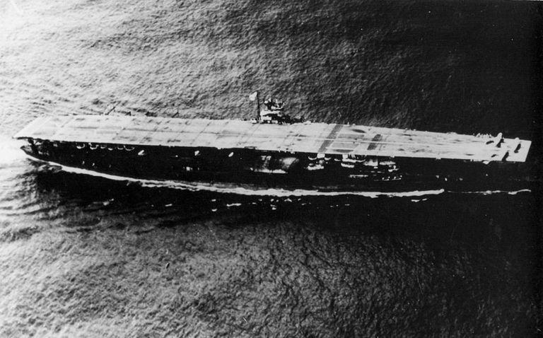 Les porte-avions Kaga et Akagi retrouves! Zzzzz618