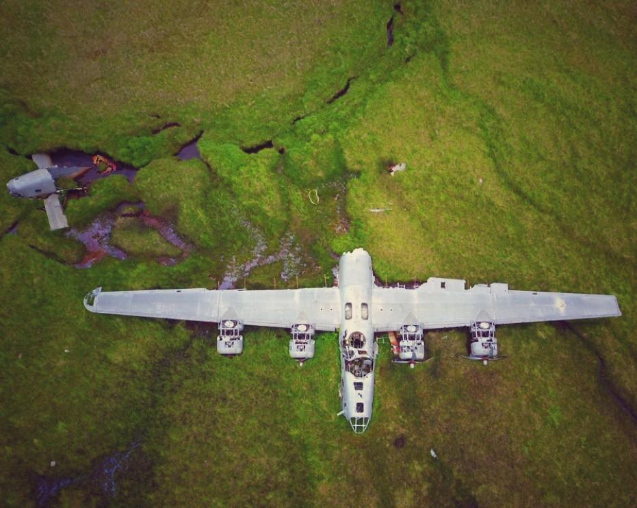 Zone de crash bombardiers et autres Zzzzz658