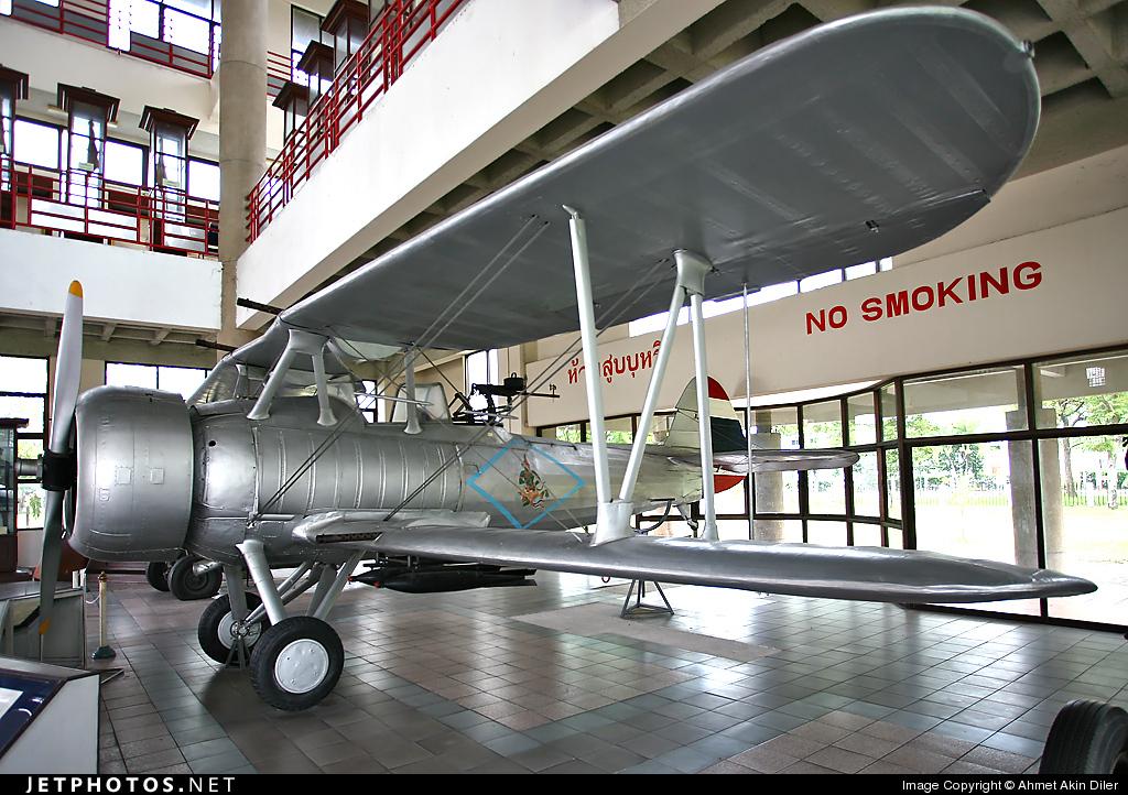 Wing 5 museum -Thailande- Zzzzz711