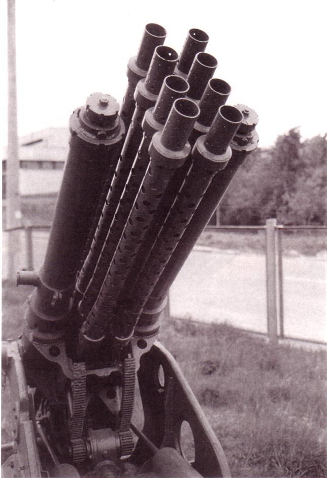 """Prototype """"Salvenmaschinenkanone 18"""" (SMK 18) Zzzzz831"""