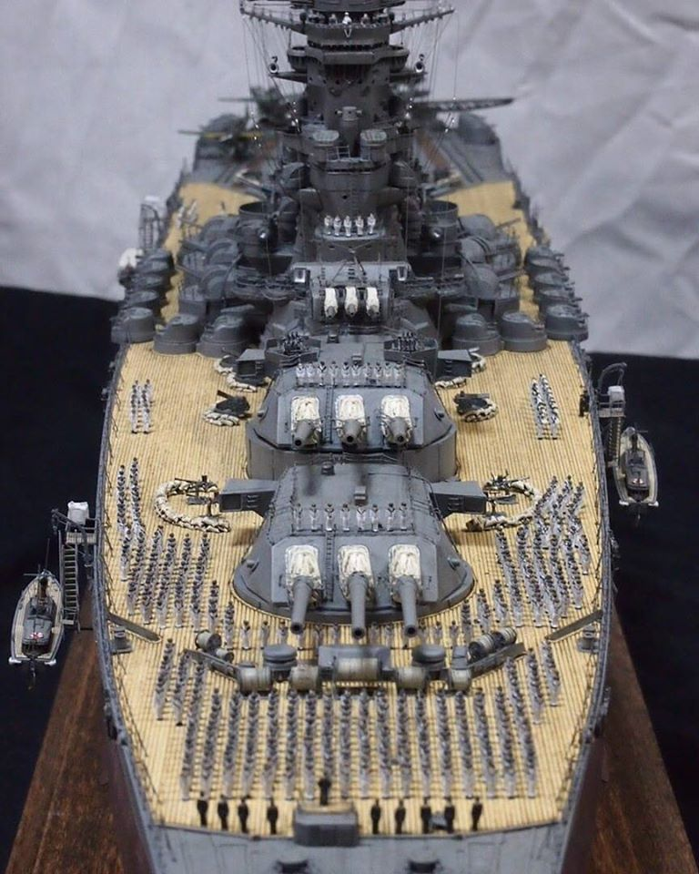 Diorama 1/700e Zzzzz841