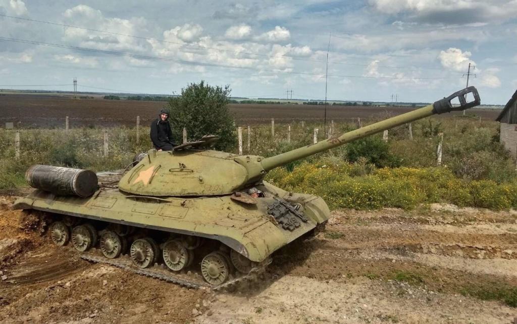 Tank Driving Tour en Ukraine Zzzzz877