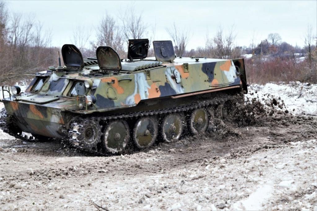 Tank Driving Tour en Ukraine Zzzzz878