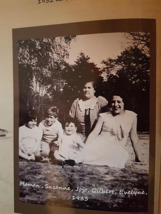 Rescapée d'Auschwitz-Birkenau Zzzzzz26