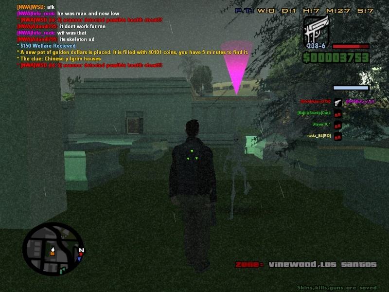i found some myths and i killed them xd Sa-mp-12