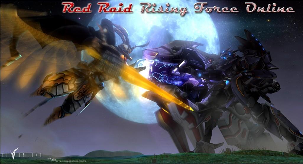 Red Raid RF