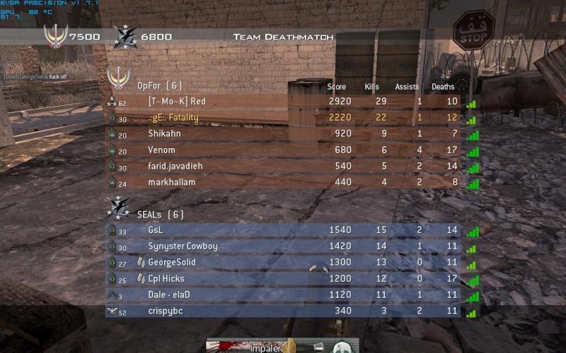 Fatality on Cod MW2 Fatali11