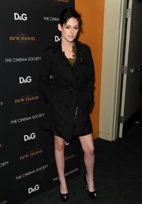 Avant première New Moon - New York - 2009 [Kristen Stewart] Normal10