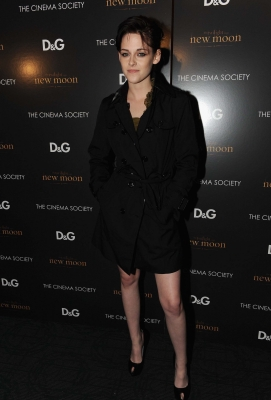 Avant première New Moon - New York - 2009 [Kristen Stewart] Normal11