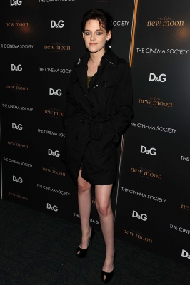Avant première New Moon - New York - 2009 [Kristen Stewart] Normal15