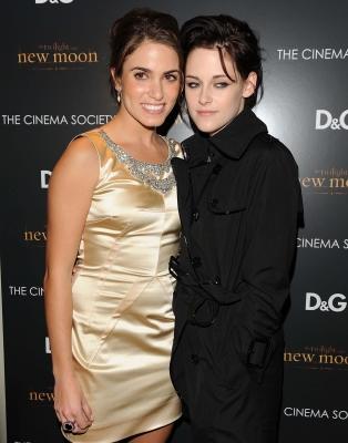 Avant première New Moon - New York - 2009 [Kristen Stewart] Normal17