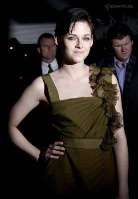 Avant première New Moon - New York - 2009 [Kristen Stewart] Normal27