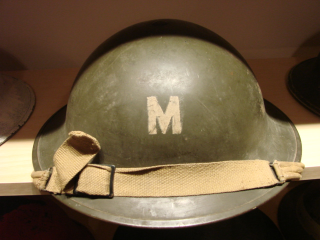 Canadian ARP Medical Helmet Med_0010