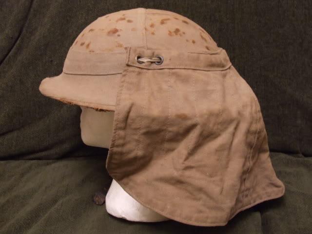 WW I Cover with Neck Flap Dscf7610