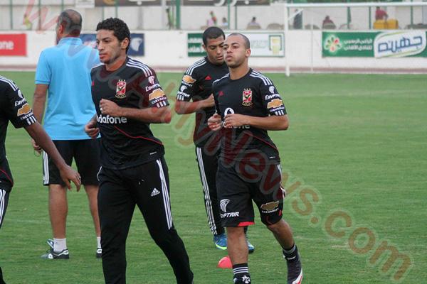 لاعب النادى الاهلى ومنتخب مصر للشباب