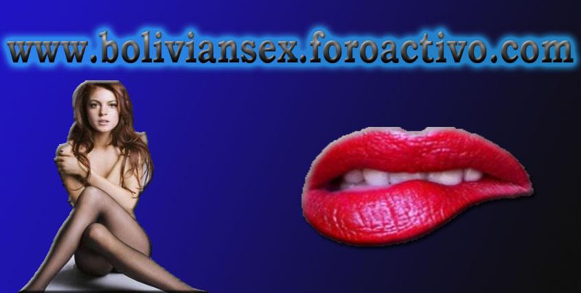 sexo en bolivia