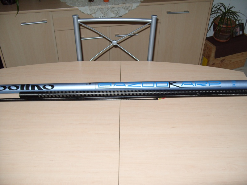 vend bazookarp 11m modele 2008 S1051611