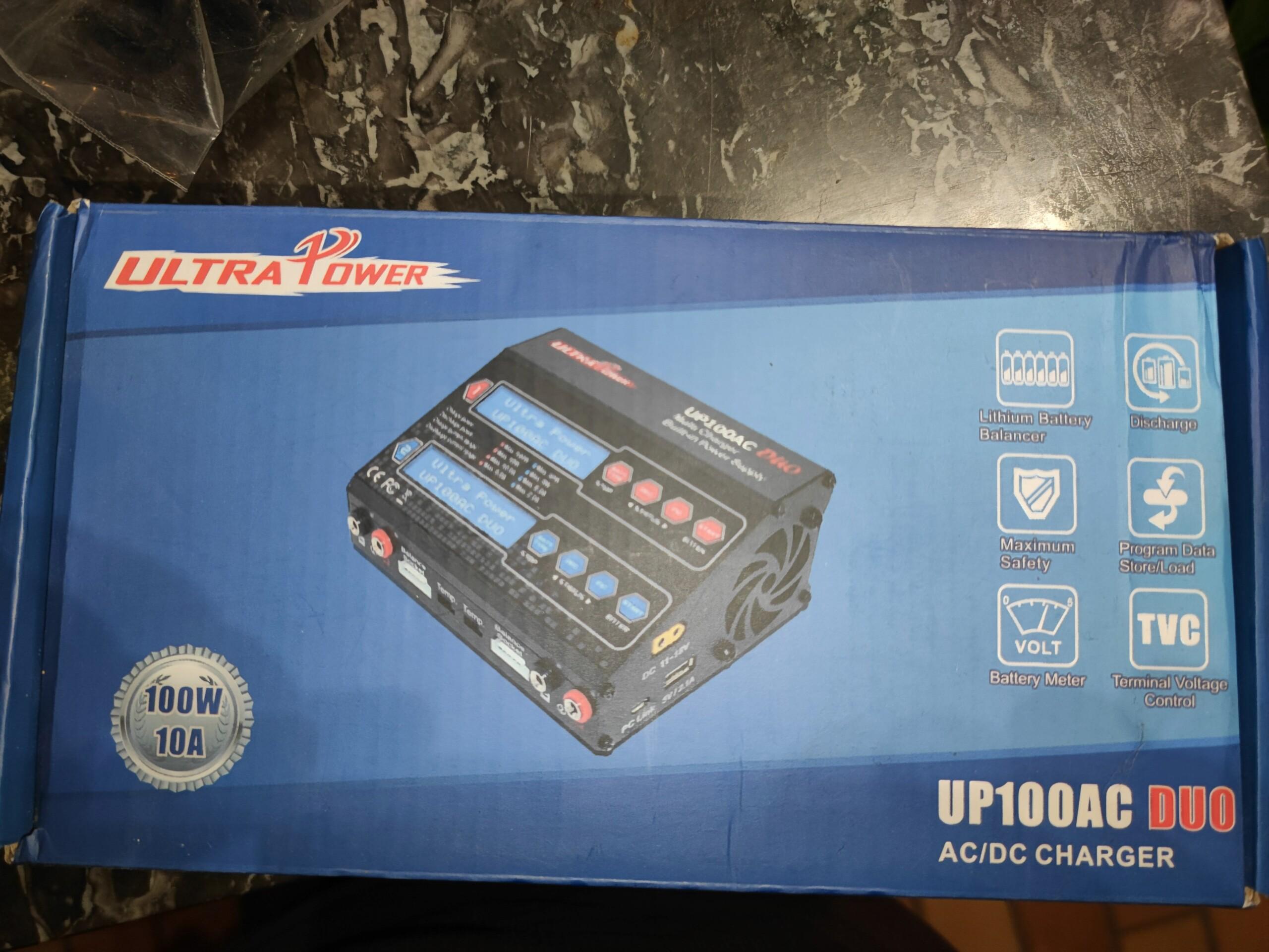 [VENDU] Chargeur double sorties UltraPower 100AC Duo. 16206810
