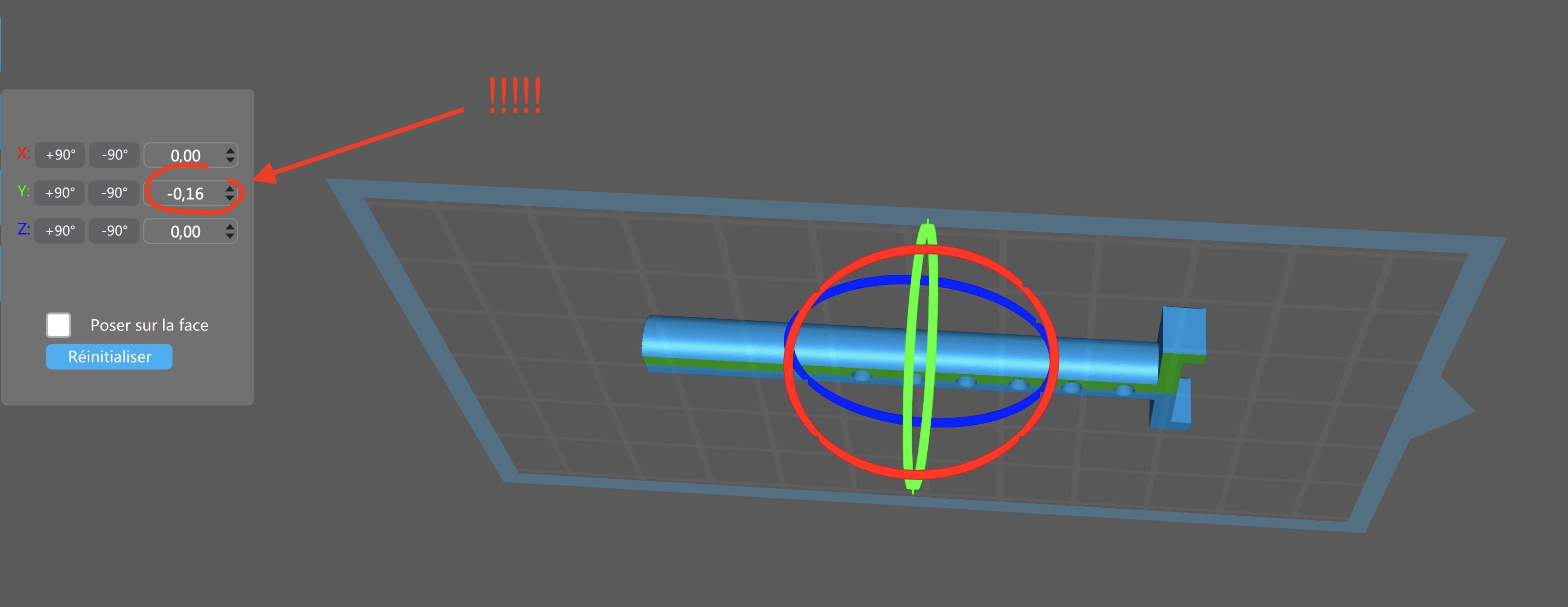 Ma première imprimante 3D, la Anycubic Photon à résine. - Page 2 Captu120