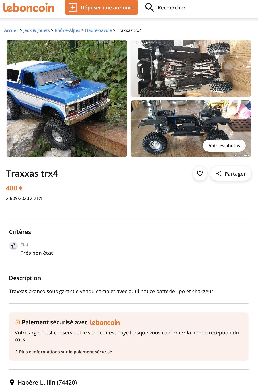 [LBC] Traxxas TRX-4 Bronco Captu182