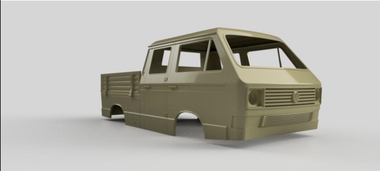 Un énorme camion de plus, le WPL D12 Suzuki Carry 1/10... - Page 2 Captu242
