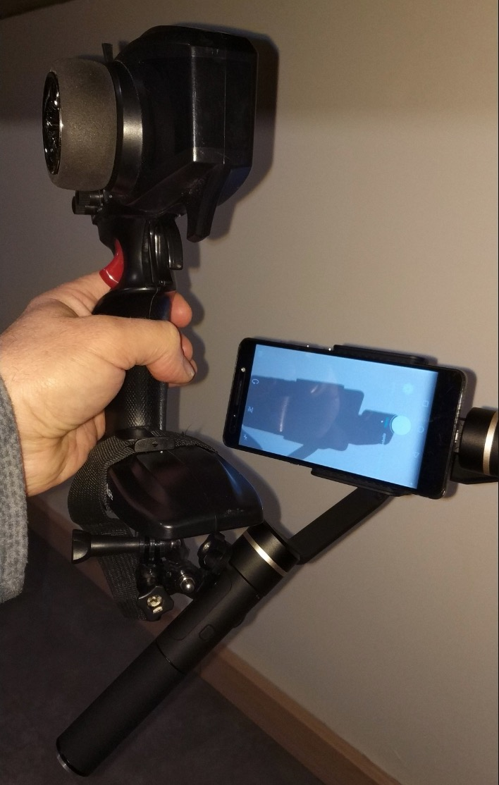 [VENDU] FY Feiyutech stabilisateur 3 axes gimbal. Captur39