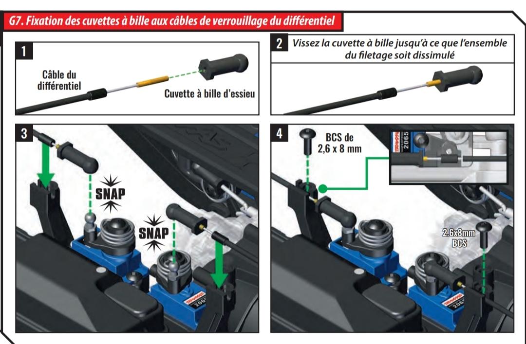 Micro servo en remplacement des 2065 du TRX-4 : différentiel et boite de vitesse - Page 8 Img_2499