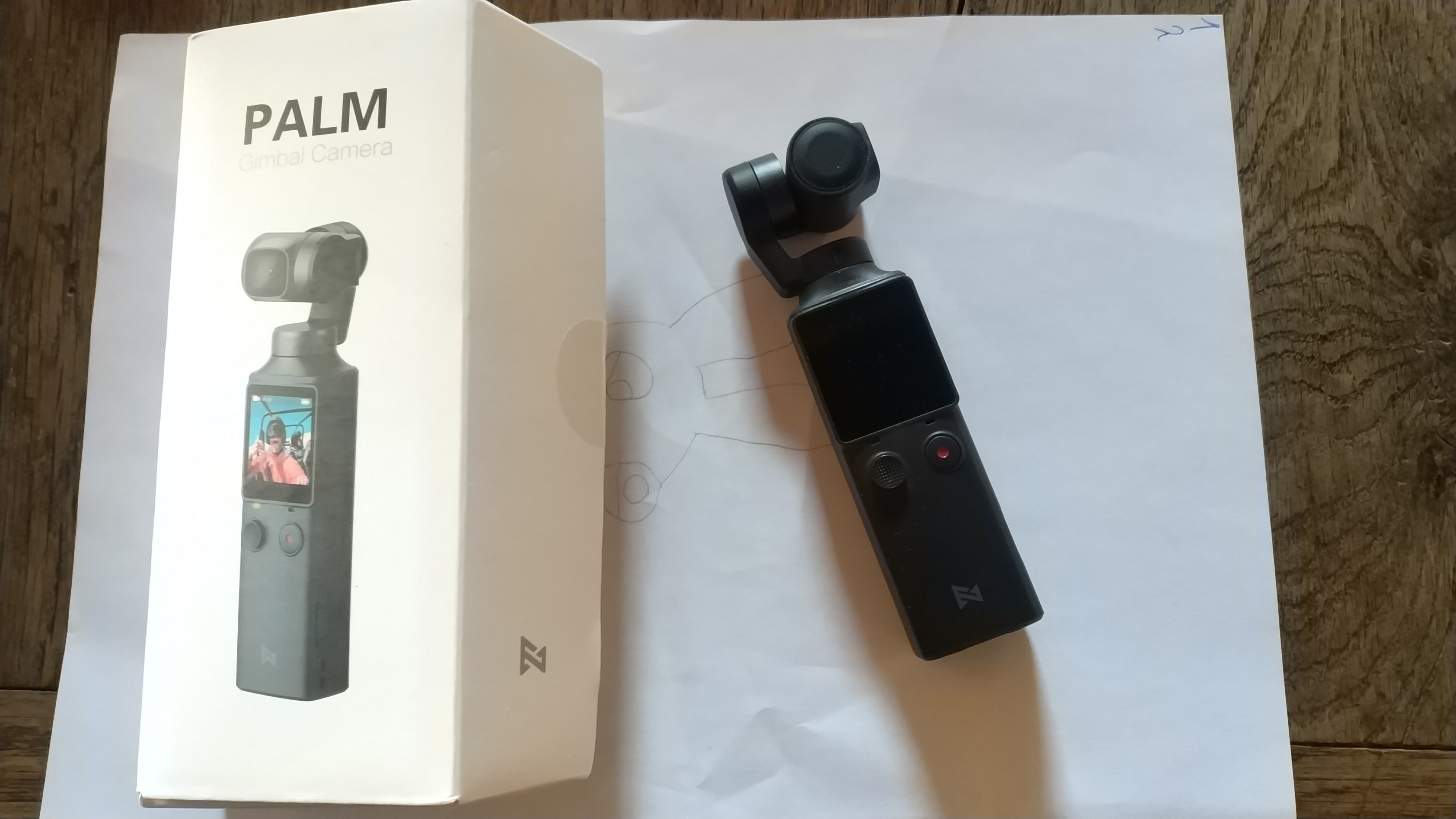 [VENDS] Caméra Xiaomi Fimi Palm. Img_2651