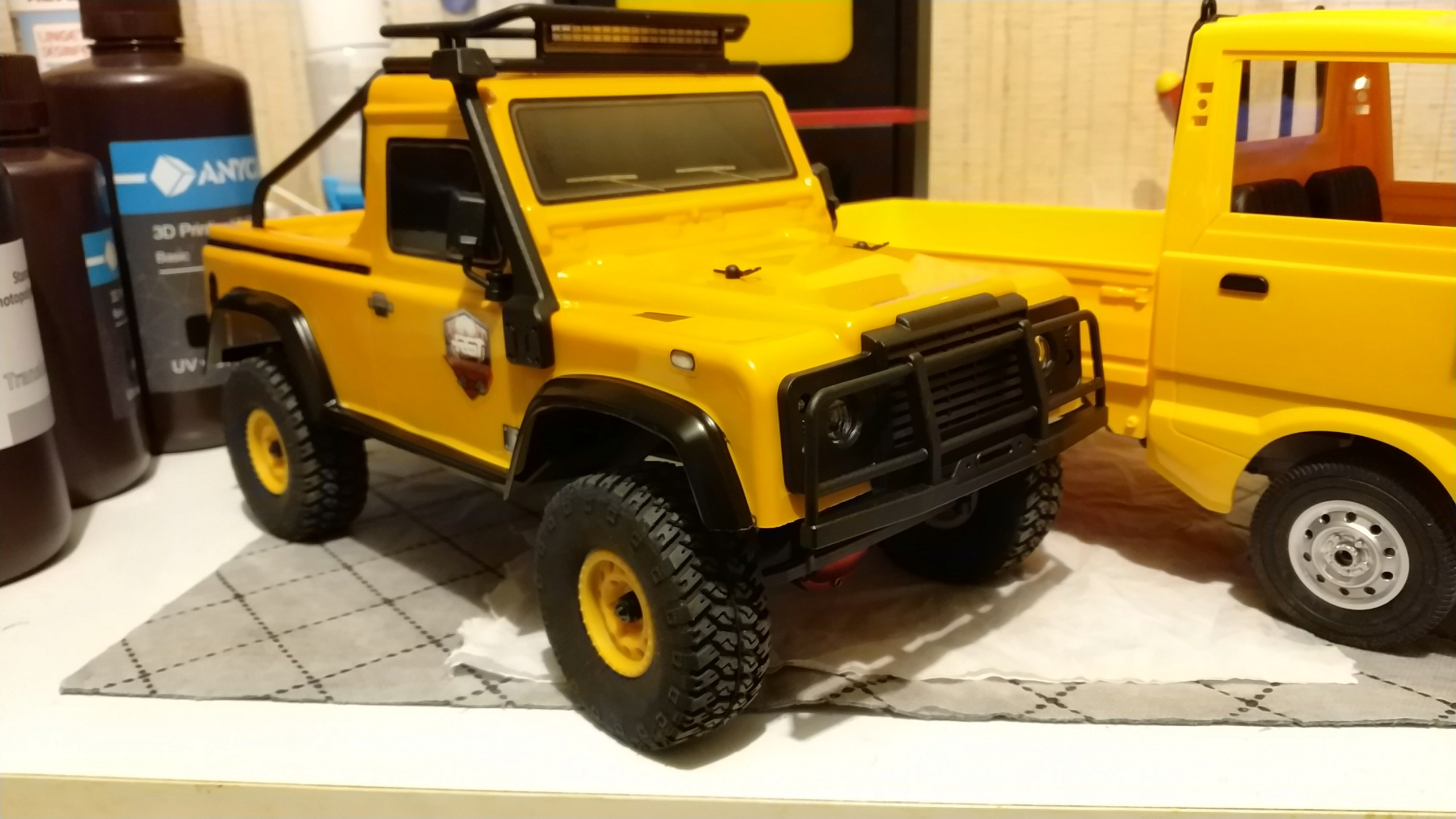 Un énorme camion de plus, le WPL D12 Suzuki Carry 1/10... - Page 2 Img_2743
