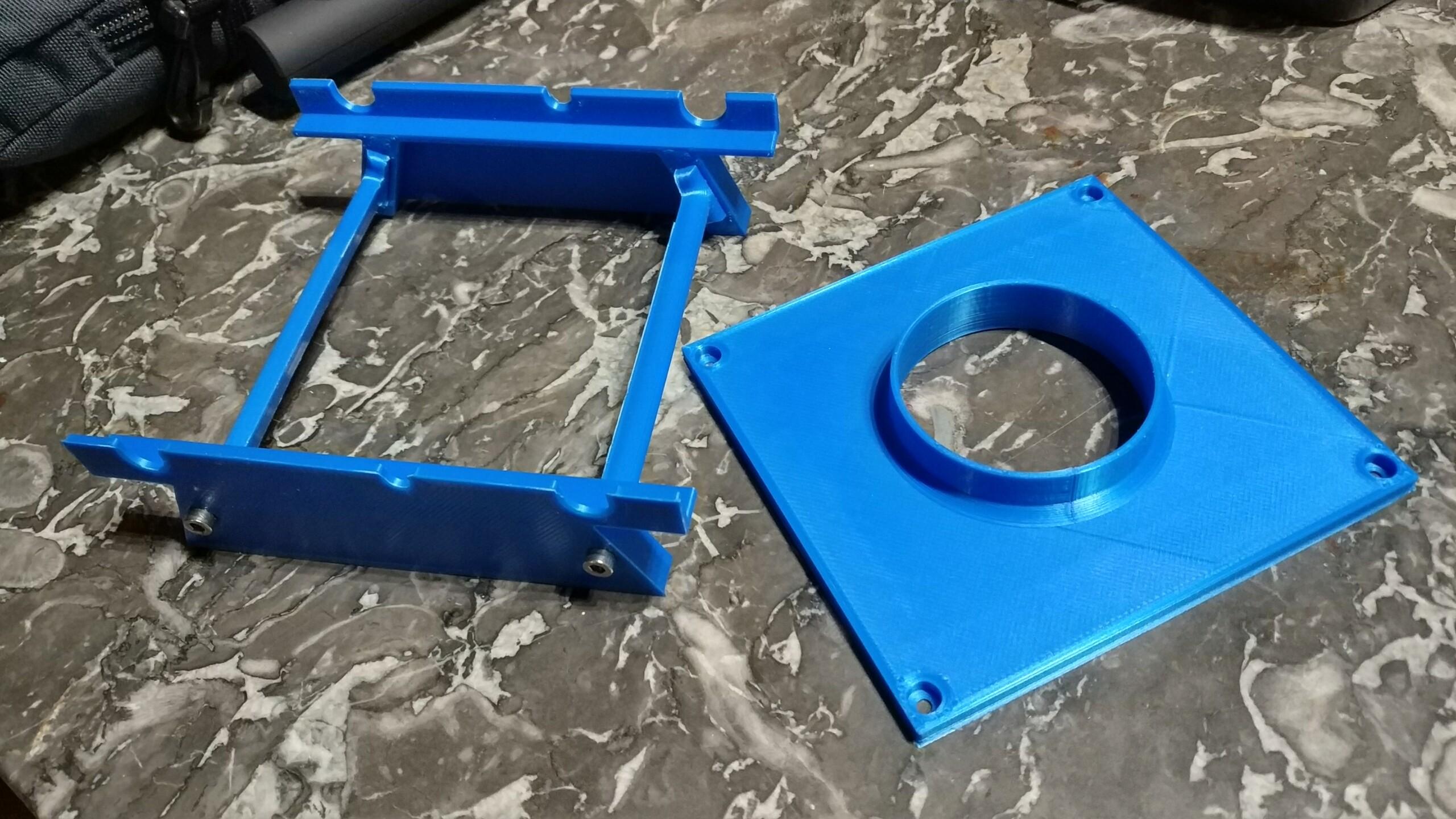 Recyclage de vos bobines de PLA vides... Img_2857
