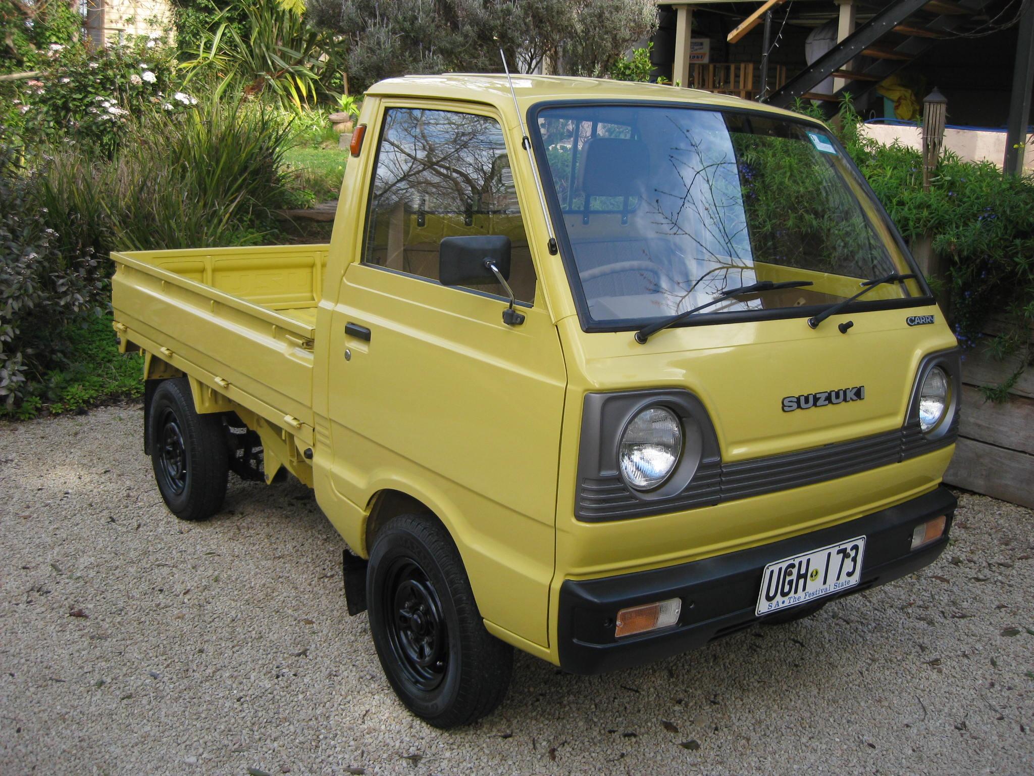 Un énorme camion de plus, le WPL D12 Suzuki Carry 1/10... Img_2910