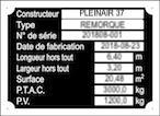 Fabrication de remorque double essieux fait maison tout en alu - Page 2 Pt11_110