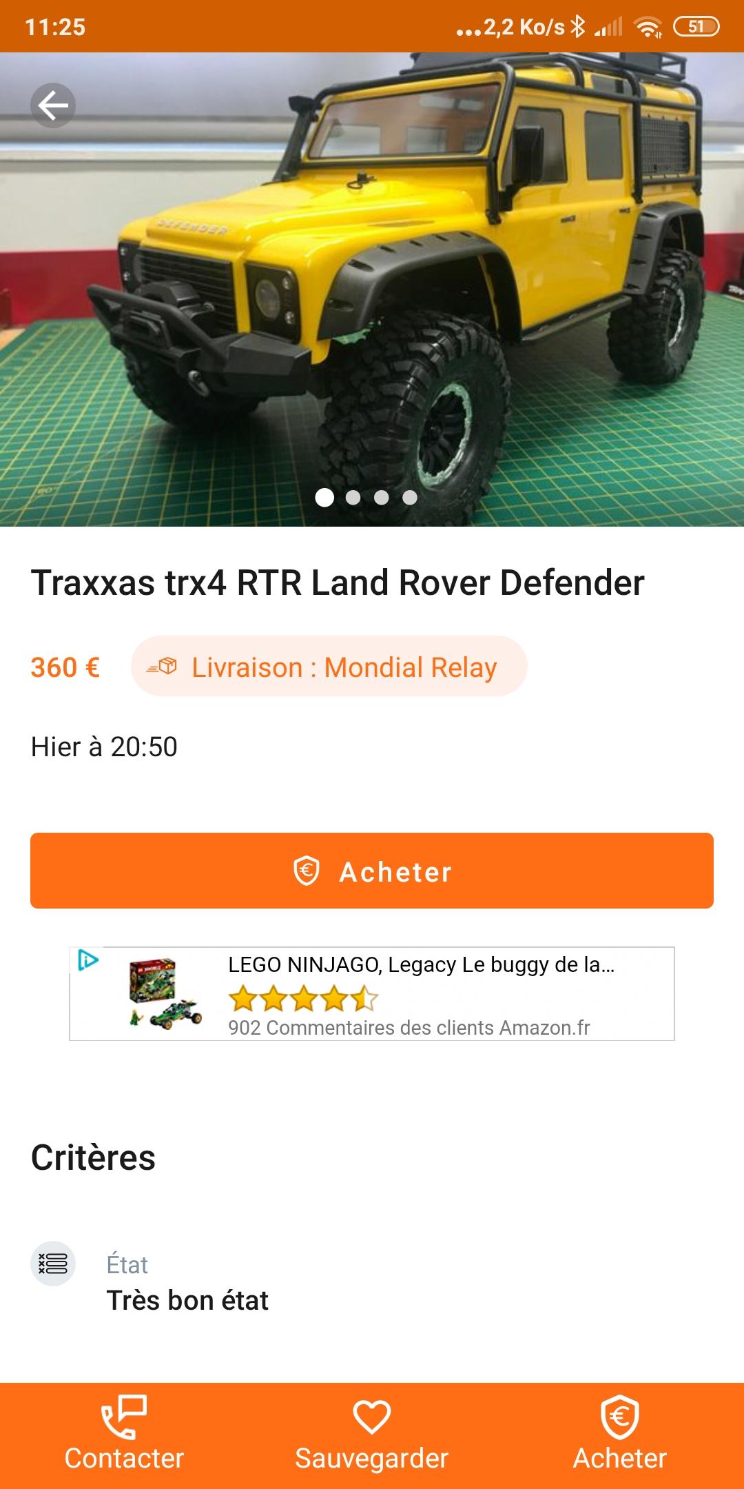 [LBC] Traxxas TRX-4 Defender  Screen15