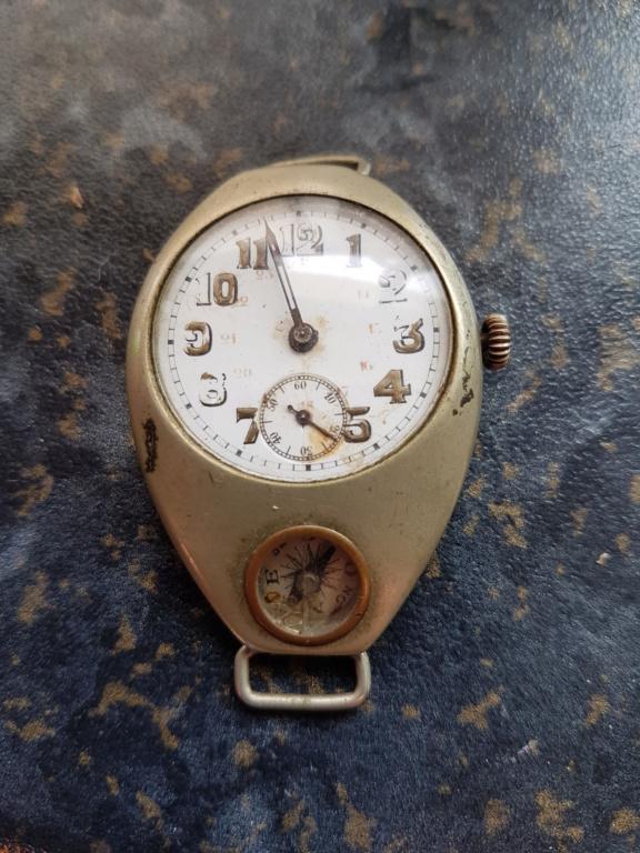 11 novembre 1918. Montres et horloges 20181110