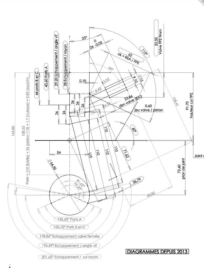 [Technique] La FPE-JBB, une 250 deux temps française... - Page 16 Diagra10