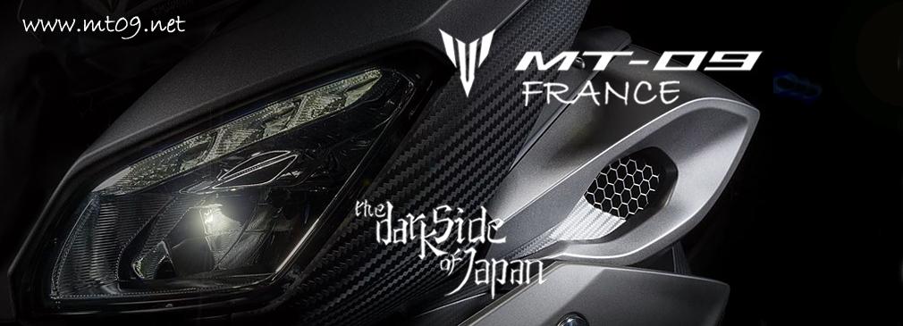 Forum sur le CP3 de Yamaha : MT-09, Tracer 900, XSR 900 et Niken.