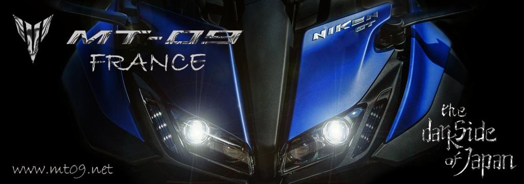 Forum sur le CP3 de Yamaha : MT-09 - Tracer 900 - XSR 900 - Niken