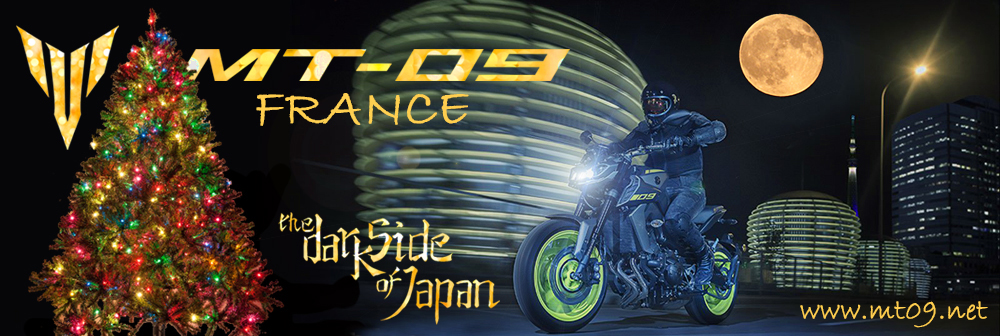Forum sur le CP3 de Yamaha : MT-09, Tracer 900, XSR 900 et Niken.