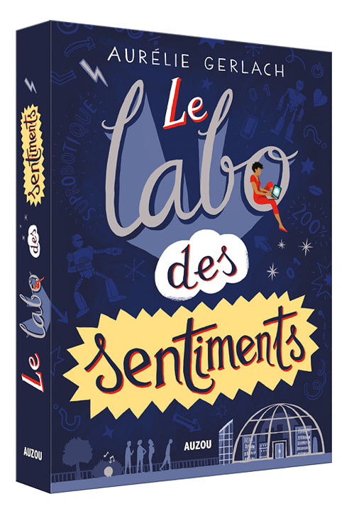 GERLACH Aurélie - Le labo des sentiments  51389710