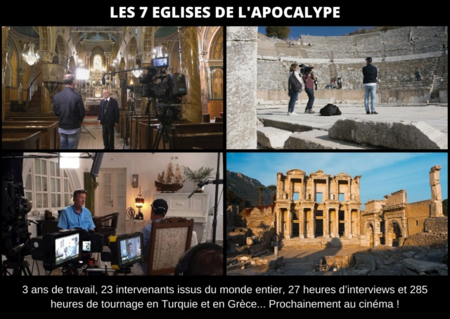 Les 7 églises de l'Apocalypse Apoca410