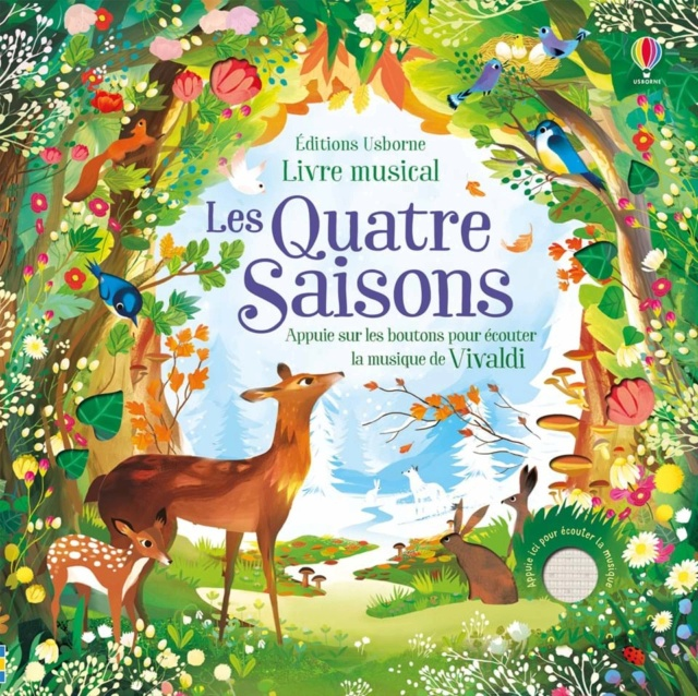 Les Quatre Saisons, livre musical Ba152410