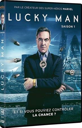 Lucky Man - Saison 1 Couv10