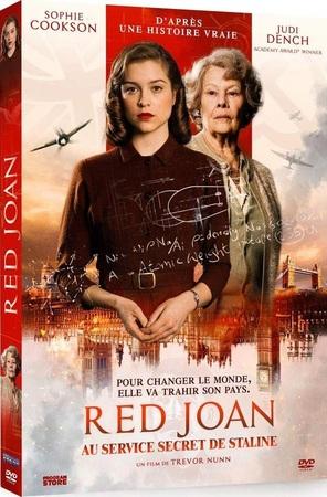 Red Joan, au service secret de Staline  Couvre10