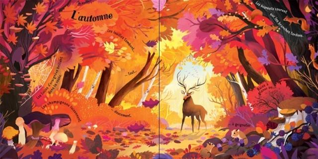 Les Quatre Saisons, livre musical Create12