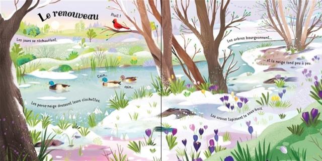 Les Quatre Saisons, livre musical Create13