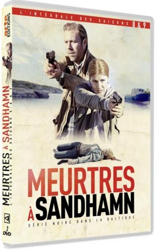 Meurtres à Sandhamn Saisons 8 & 9 Meurtr10