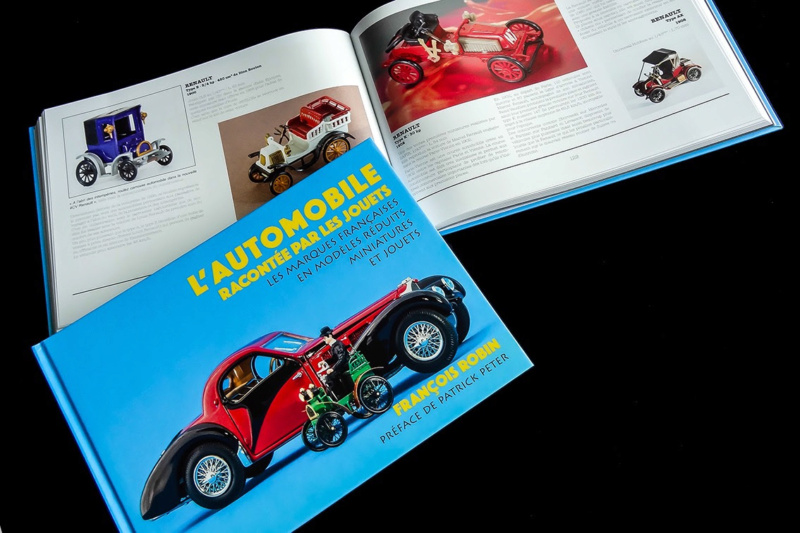 L'automobile racontée par les jouets Livre012