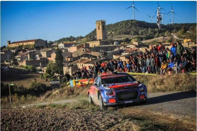 Des Citroën de pointe actuellement en rallye ...  - Page 3 R5cami10