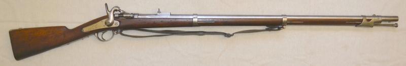 Mon fusil d'Infanterie Modèle 1867 1867po11